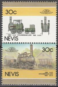 Nevis #196 MNH (K827)