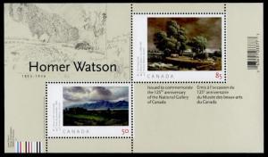 Canada 2110 MNH Art, Homer Watson