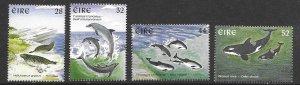 Ireland 1049-52  1997  set 4  VF NH