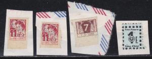Belgium ? Labels, on Paper