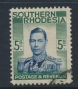 Southern Rhodesia SG 52 Used