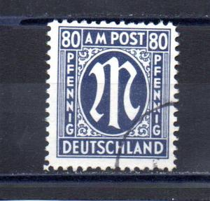 Germany - occupation 3N19 used