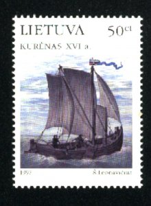 Lithuania 570   Mint NH VF 1997  PD