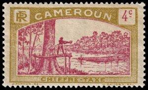 Cameroun - Scott J2 - Mint-Hinged - Yellowed Paper
