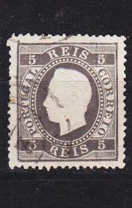 PORTUGAL [1870] MiNr 0034 xC ( O/used )
