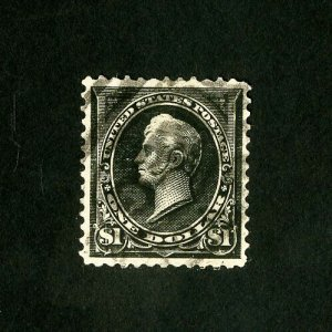 US Stamps # 276 Sup Used
