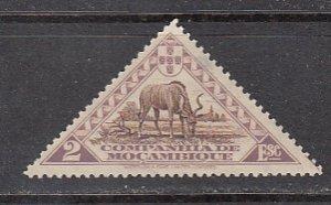 Moz Co SC# 190  1937 2e Kudu MNH