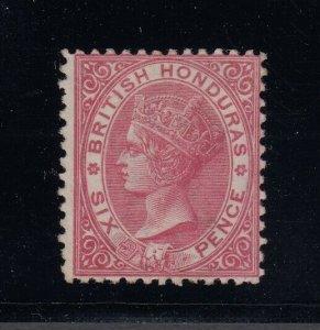 British Honduras, Sc 9a (SG 6a), MHR