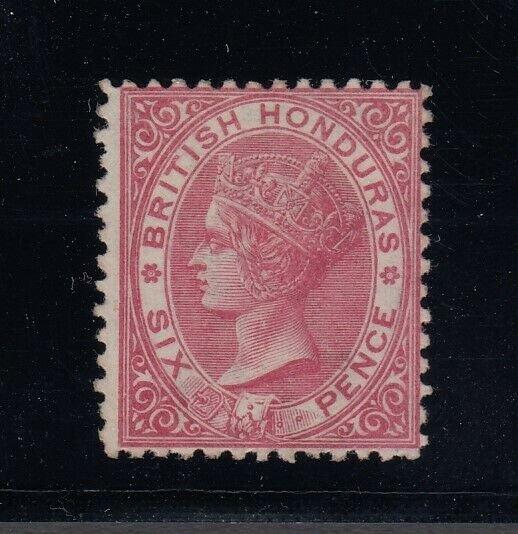 British Honduras, Sc 6a (SG 9a), MHR