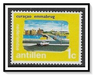 Netherlands Antilles #331 Queen Emma Bridge MH