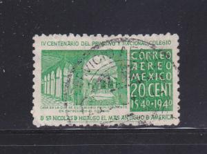 Mexico C108 U National College