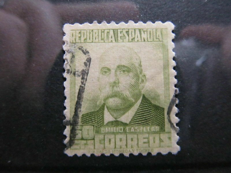 Spanien Espagne España Spain 1931-32 60c fine used stamp A4P18F822