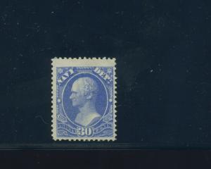 Scott #O44 Navy Dept Official Mint  Stamp (Stock #O44-2)