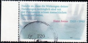Germany #2243  Used
