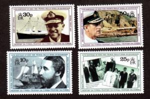 Tristan da Cunha 496-499 Mint NH MNH!