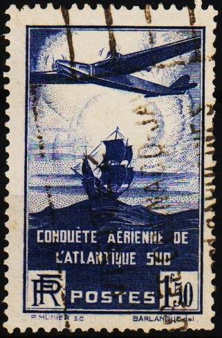 France.1936 1f50 S.G.553 Fine Used