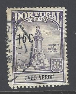 Cape Verde Sc # RA3 used (RS)