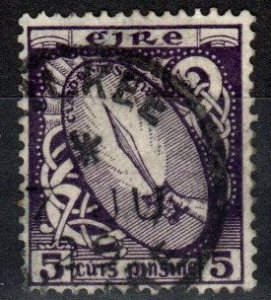 Ireland #72  F-VF  Used CV $15.00 (X2787)