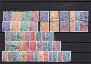 finland used  stamps   ref 7988