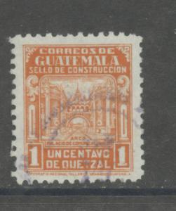 Guatemala RA22  VF Used
