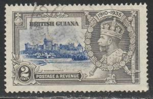 British Guiana   223  (O)  1935