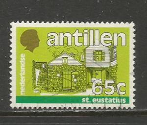 Netherlands Antilles   #516  Used  (1984)  c.v. $0.60