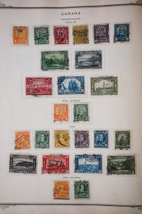 Worldwide 1928 to 1935 Stamp Collection