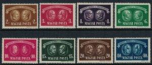 Hungary #B179-86*  CV $14.00