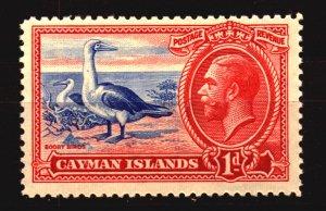 Cayman Scott 87 Unused Hinged