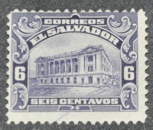 DYNAMITE Stamps: El Salvador Scott #434 – USED