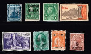 US, WORLDWIDE STAMP ACCUMULATE STAMP COLLECTION LOT #F2