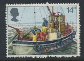 Great Britain SG 1166 - Used - Fishing