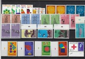 Suriname Stamps Ref 14072