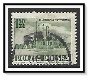 Poland #554 Power Plant Used