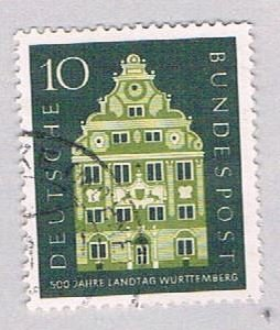 Germany 778 Used Building 1957 (BP47315)