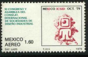 MEXICO C617, Industrial Design Congress. MINT, NH. VF.