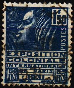 France. 1930 1f50 S.G.491 Fine Used
