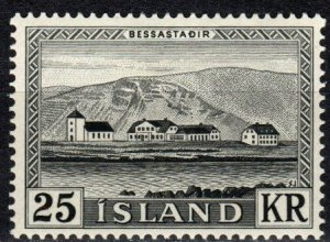 Iceland #305 F-VF Unused CV $25.00 (X1496)