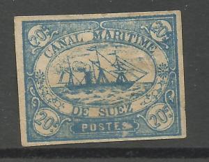 Egypt Suez canal Mint