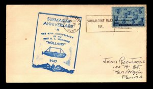1947 47th Anniversary of Submarine Holland - N418