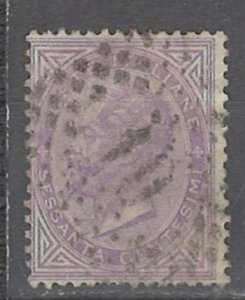 COLLECTION LOT # 2414 ITALY #32 1863 CV=$14