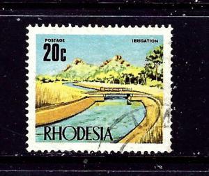 Rhodesia 289 Used 1970 Irrigation