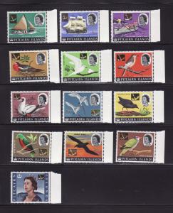 Pitcairn Islands 72-84 Set MNH Queen Elizabeth II (C)