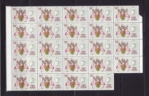 Turks and Caicos Islands 181-183 Wholesale MNH Various (E)