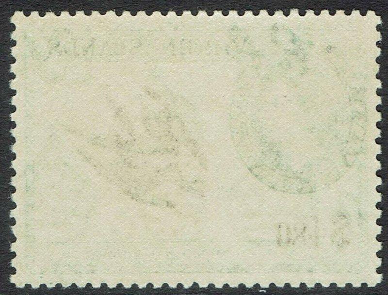 BRITISH VIRGIN ISLANDS 1956 QEII BIRD $4.80 MNH **