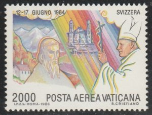 Vatican City #C80 MNH Single Stamp