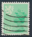Great Britain Scotland  SG S38 SC# SMH20 Used  see scan 1 side band left
