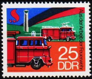 Germany(DDR). 1977 25pf S.G.E1993 Unmounted Mint