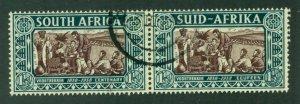 South Africa 1938 #B7 U SCV(2020) = $10.00