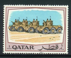 Qatar Sct # 172; mint hinged